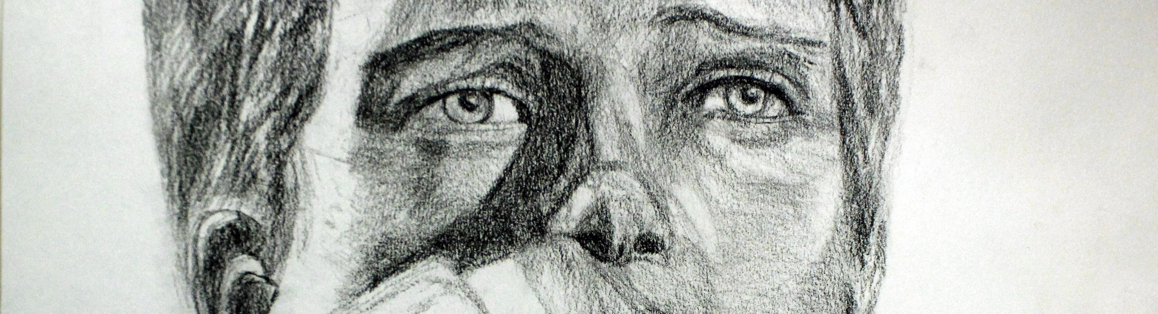 Detalle retrato II
