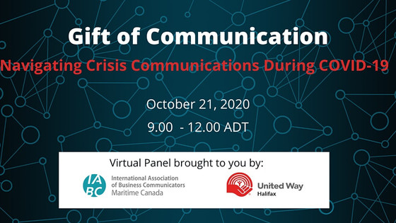 Gift of Communication 2020: Navigating Crisis Communications During COVID-19