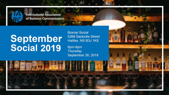 Join Us for a Boxcar Social!