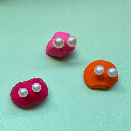 Wilma earrings - M size
