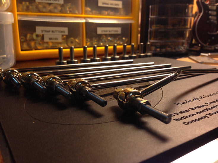 """""""Traditional"""" Tremolo Arm Assembly"""