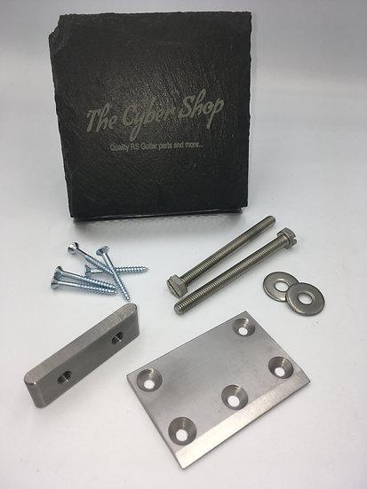 Traditional RS Knife Edge & Bolt Block Set