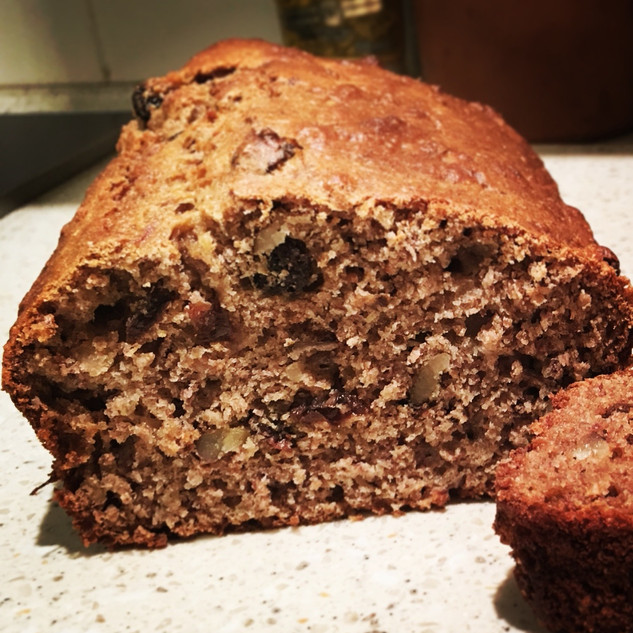 Wholemeal Banana Loaf