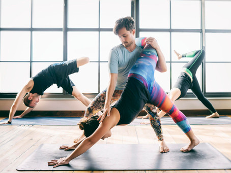 How To Thrive As A Yoga Instructor In 2018