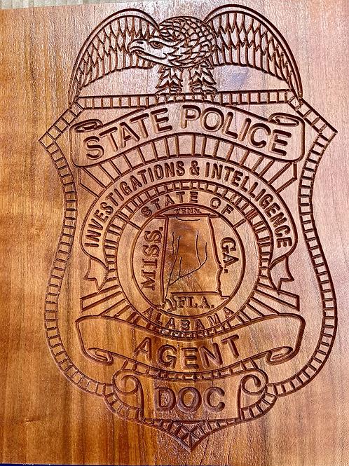 Custom Badge Art