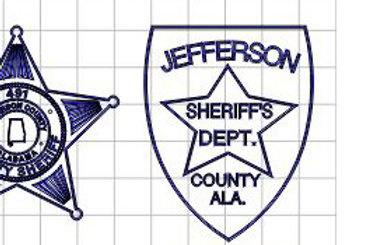 Jeff. Co. Badge & Patch 1 $40 - $45