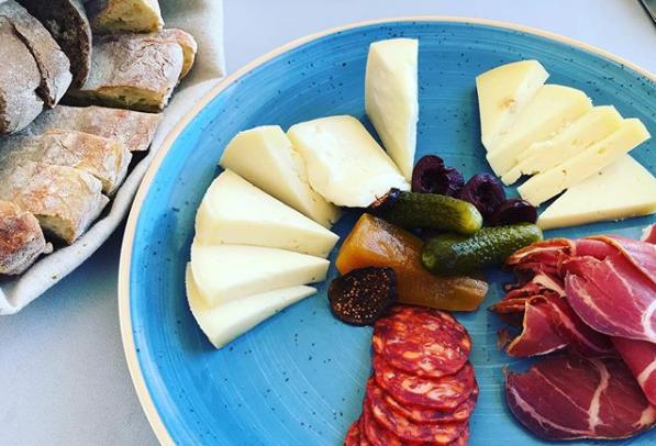 queijos e enchidos_Restaurante Papo d An