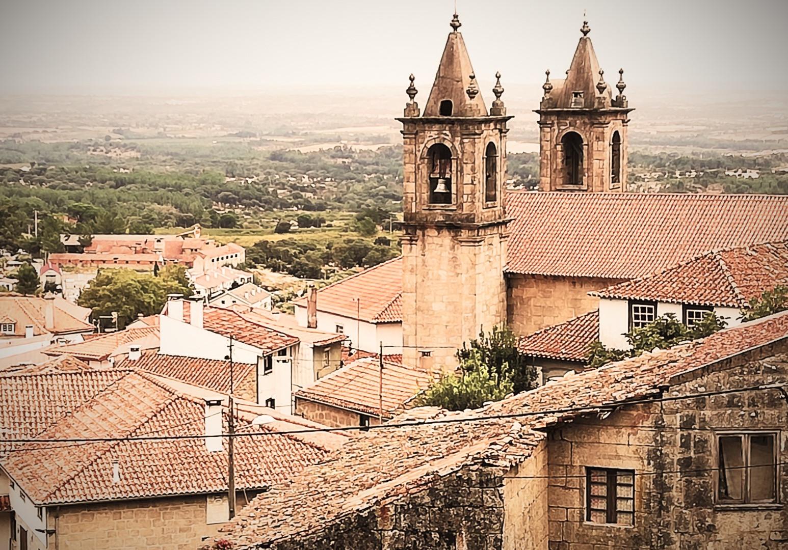 Casas da Vila de Alpedrinha Aldeia Rural Natureza Patrimonio