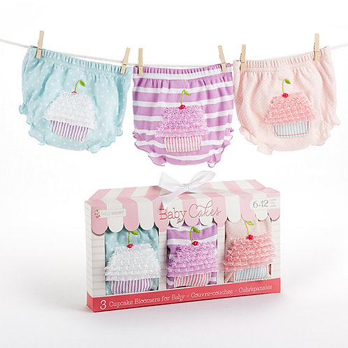 """Baby Cakes"" Cupcake Bloomers"