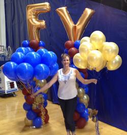 Julie at FVHS