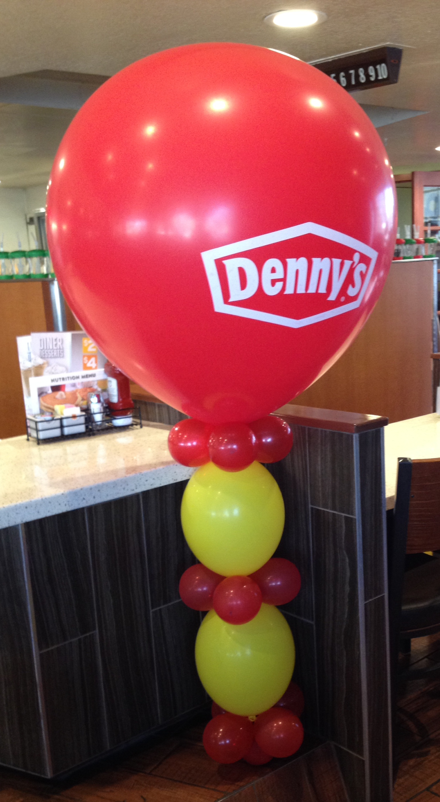 Denny's Re-Opening