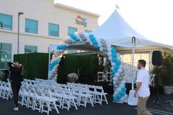 Hoag Hospital Balloon Arch