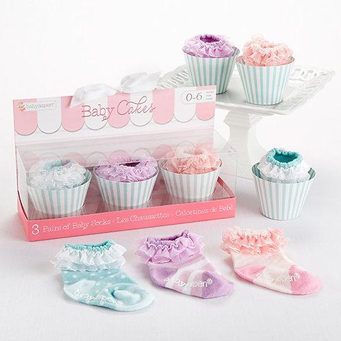 """Baby Cakes"" Socks"