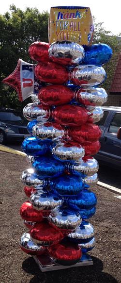 Patriotic Column