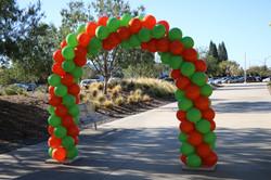 Kaiser Permanente Balloon Arch