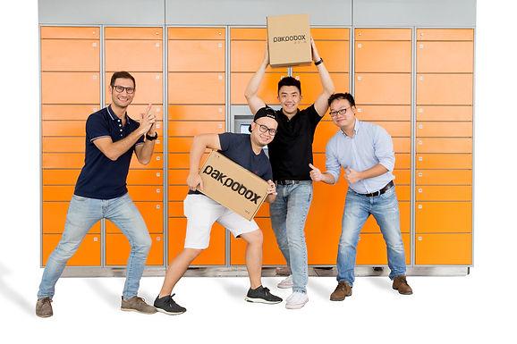 Pakpobox Raised Pre-Series A Funding For Its Asia Smart Locker Platform