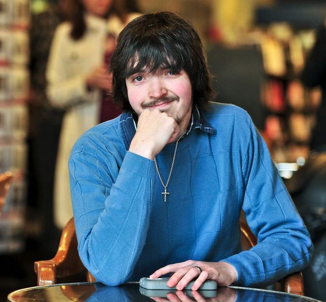Author Spotlight: Brett Armstrong