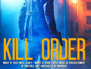 Author Interview: Adam Blumer of Kill Order