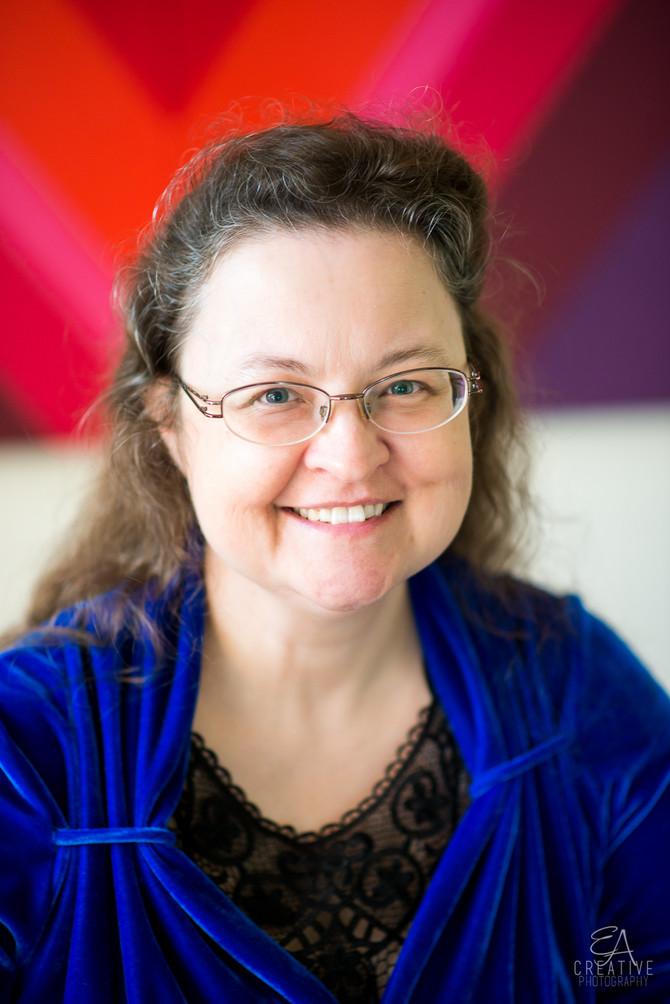 Author Spotlight: Kristen Stieffel