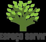 Logotipo do site espaço servir, salas para alugar profissionais liberais
