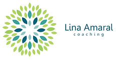 logotipo do site da Lina Amaral Coaching