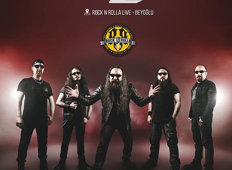 FALLEN Rock N Rolla Live Sahnesinde! - 28 Ekim Cumartesi