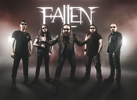 """FALLEN'ın yeni şarkısı """"Sahte"""" yayımlandı!"""