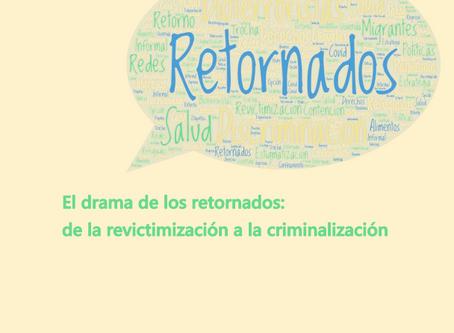 EL DRAMA DE LOS RETORNADOS. Informe Centro DDHH UCAB