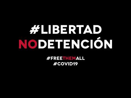 #LibertadNoDetención.
