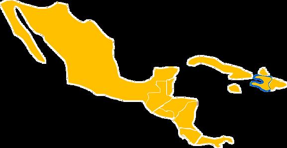 REGIONES CANA Y CARIBE