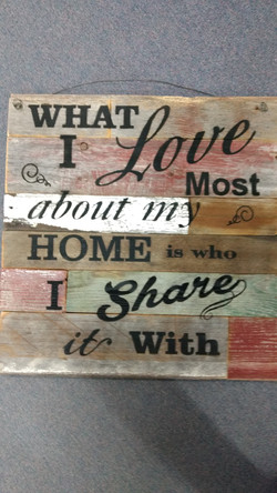 What I love most about my home on old boards
