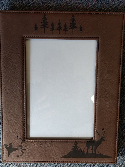 Leather Frame