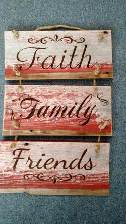 family friends faith