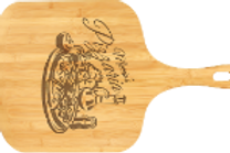 Bamboo Pizza Paddle
