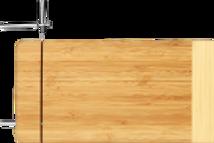 Bamboo Cheese Slicer Cutting Board