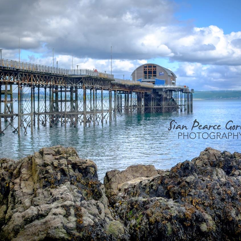 Mumbles Pier & rocks-1-3