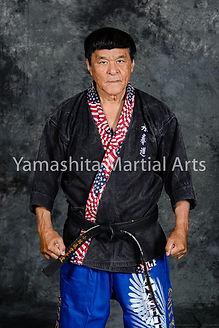 Tadashi Yamahita, Hanshi Yamashita