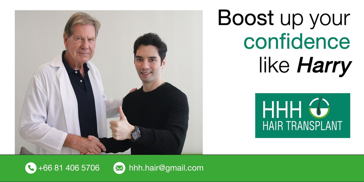 Boost Confidence like Harry