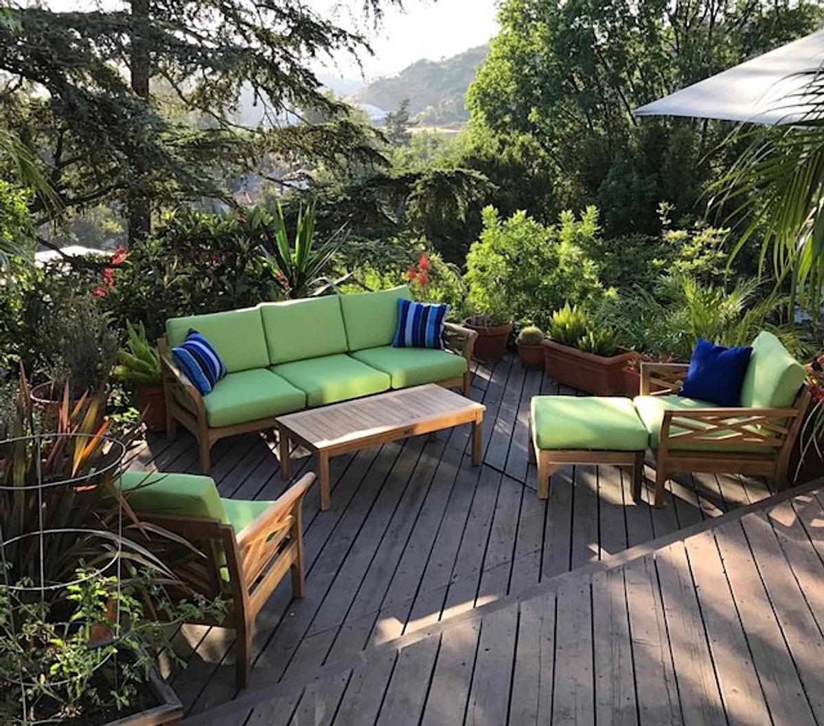 Teak Patio Furniture Store In Woodland Hills, CA