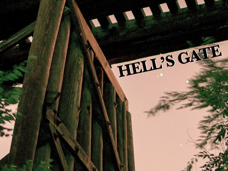 Hell's Gate, a short film made by one of our contributors, went live today.