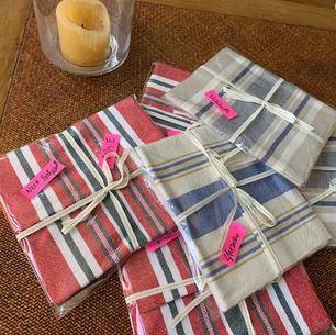 Hand Loomed Tea Towels