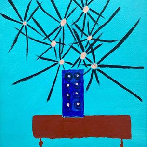 Blue Starburst One.