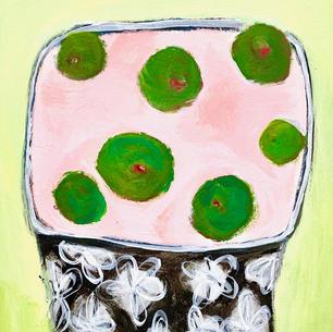 Seven Olives in a Basket.