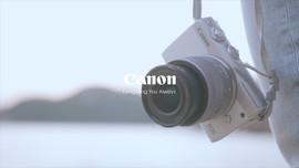 Canon EOS M100 一個女孩的微旅行