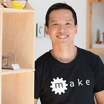 MAKE co-founder Chee Wee