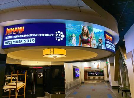COCOON Cinema installe un écran géant à Los Angeles ! @ Regal L.A Live Staples Center