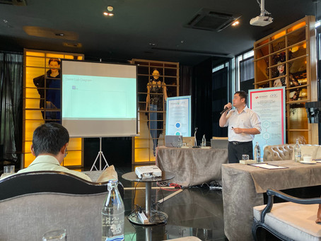 Infoblox & Keysight Events , 27 Nov 2020 @VIE HOTEL