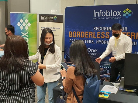 Infoblox: DDI services and DNS Security.