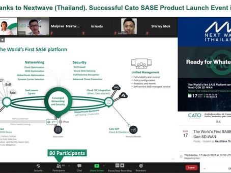 The World's First SASE Platform and Next Gen SD-WAN