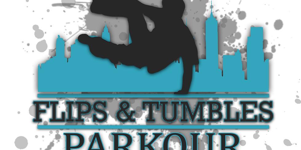 Ashburton Parkour Clinic - Sun 23rd Sept